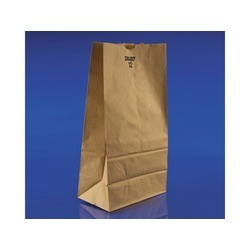 12lb Brown Paper Bags 7x4.5x13.5 500ct