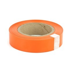 "1.25""x100' Orange Shelf Molding 1ct"