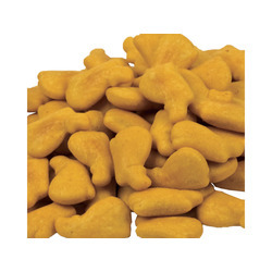 Cheddar Whale Crackers 30lb