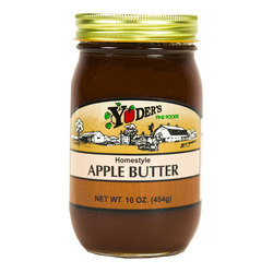 Homestyle Apple Butter 12/16oz
