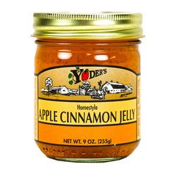 Homestyle Apple Cinnamon Jelly 12/9oz
