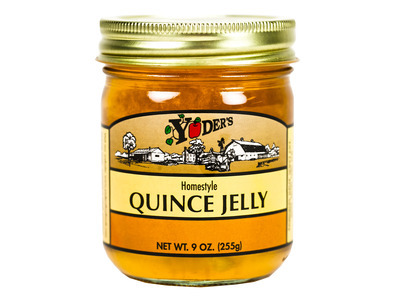 Homestyle Quince Jelly 12/9oz