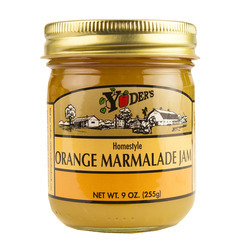 Homestyle Orange Marmalade 12/9oz