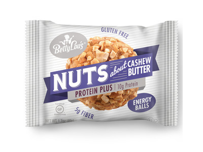 Protein Plus Cashew Butter Energy Balls 12/1.7oz