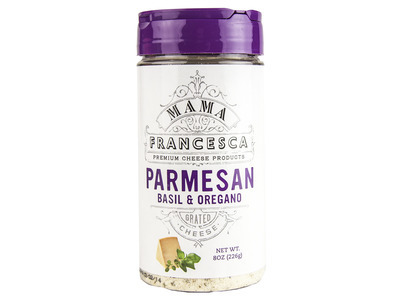 Parmesan, Basil, and Oregano 12/8oz