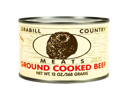 Ground Cooked Beef 12/14oz