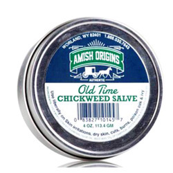 Amish Origins® Chickweed Salve 12/4oz