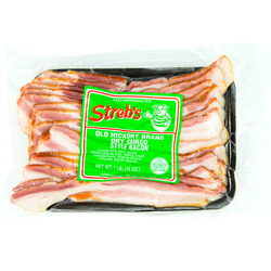 Old Hickory Brand Dry Cured Style Bacon 1lb