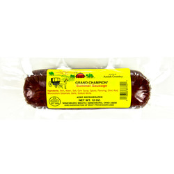 Summer Sausage 12/12oz