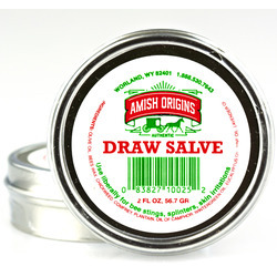 Amish Origins® Draw Salve 12/2oz