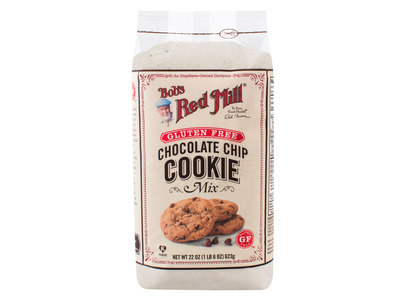 Gluten Free Chocolate Chip Cookie Mix 4/22oz
