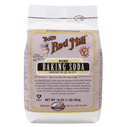Gluten Free Baking Soda 4/16oz