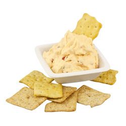 Cream Cheese Spread, Roasted Pepper 2/5lb