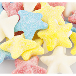 Sour Gummi Sea Stars 6/5lb