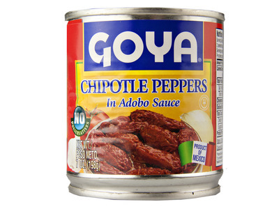 Chipotle Peppers in Adobo Sauce 12/7oz